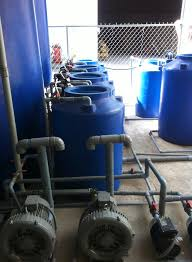 Xử lý nước thải mực in tại Bình Dương